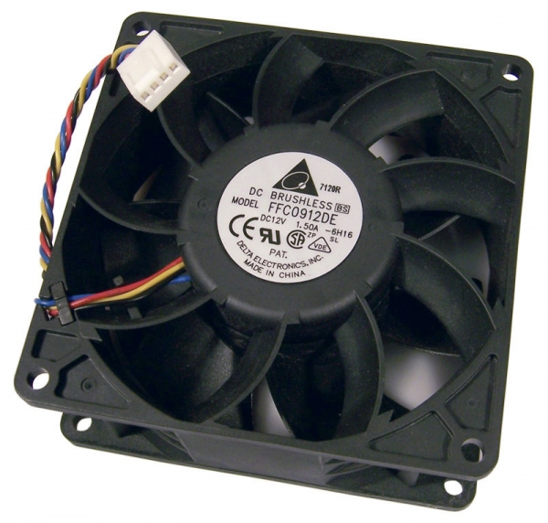 вентилятор FFC0912DE 90 мм - 1.5A
