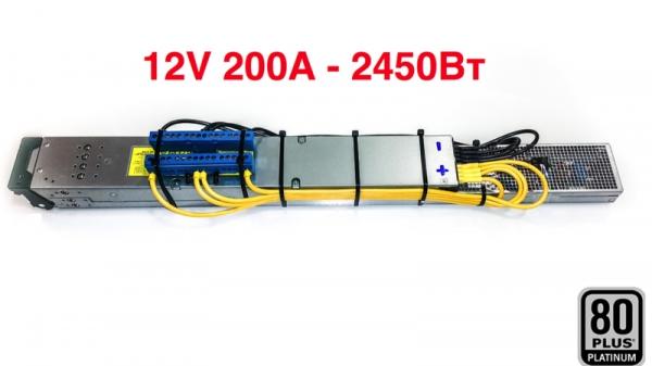 HP C7000 (2450 ватт)