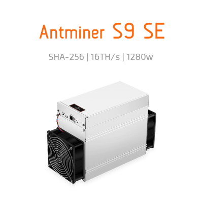 Antminer S9se 16 TH/s (SHA-256)