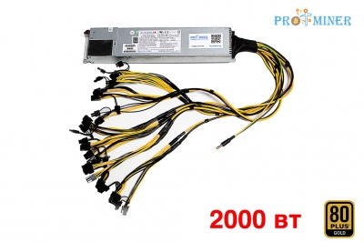 POWER ONE 2000 ватт