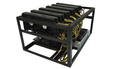 Ферма GPU на 6 видеокартах